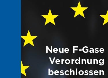 Neue F-Gase Verordnung
